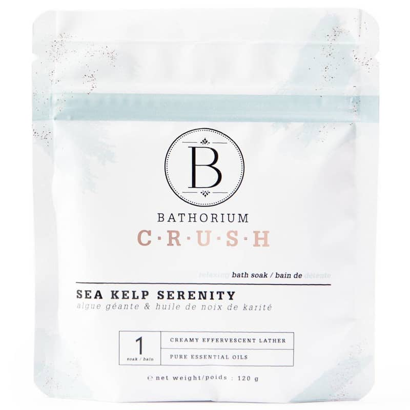 Bathorium Sea Kelp Serenity Crush Bath Soak (120 g)
