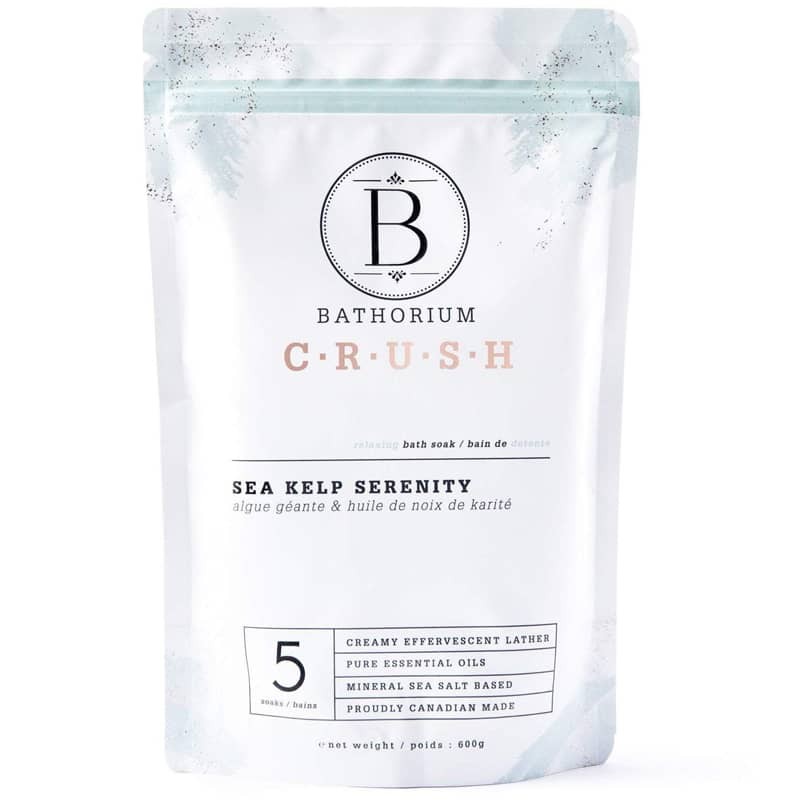 Bathorium Sea Kelp Serenity Crush Bath Soak (600 g)