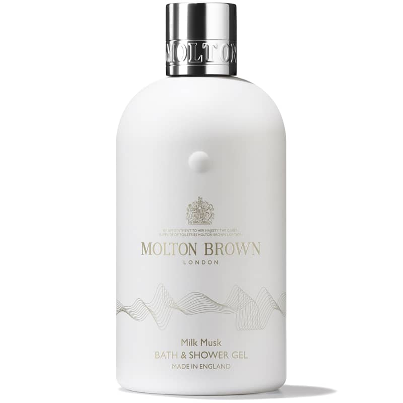 Molton Brown Milk Musk Bath & Shower Gel (300 ml)