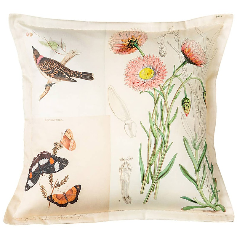 Lazybones Organic Cotton Ecology Pillow Cover (1 pc)