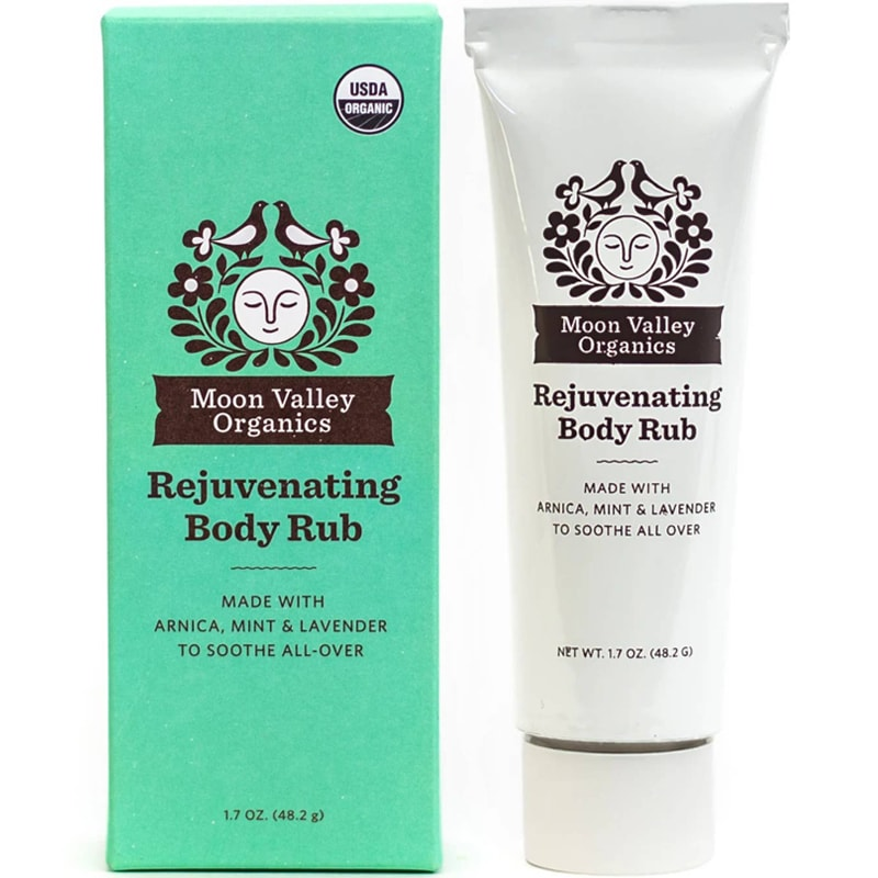 Moon Valley Organics Rejuvenating Body Rub (1.7 oz)