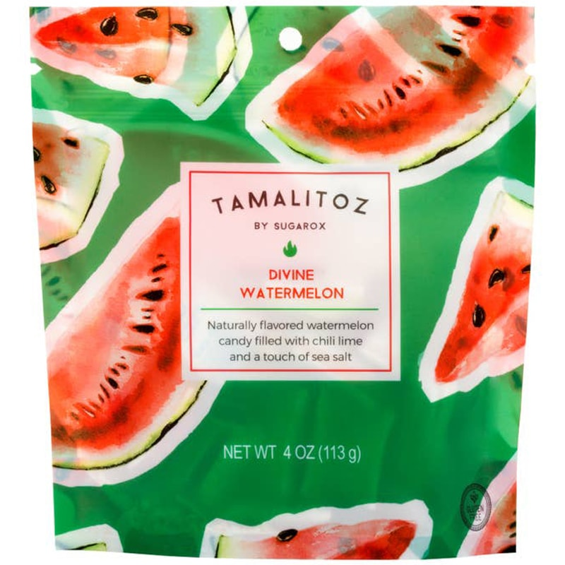 Sugarox Candy Studio Divine Watermelon Tamalitoz (4 oz)