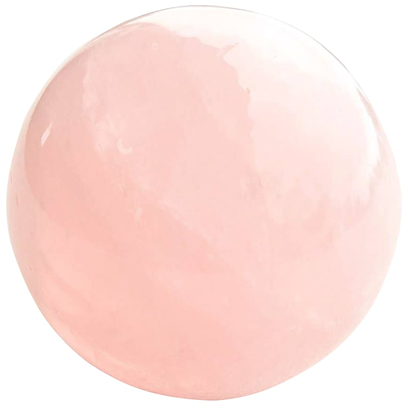 Tiny Rituals Rose Quartz Sphere (1 pc)
