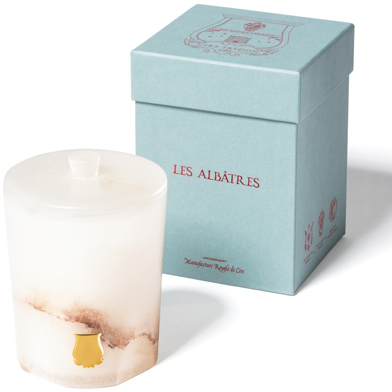 Cire Trudon Hemera Alabaster Collection Candle (9.5 oz) with box