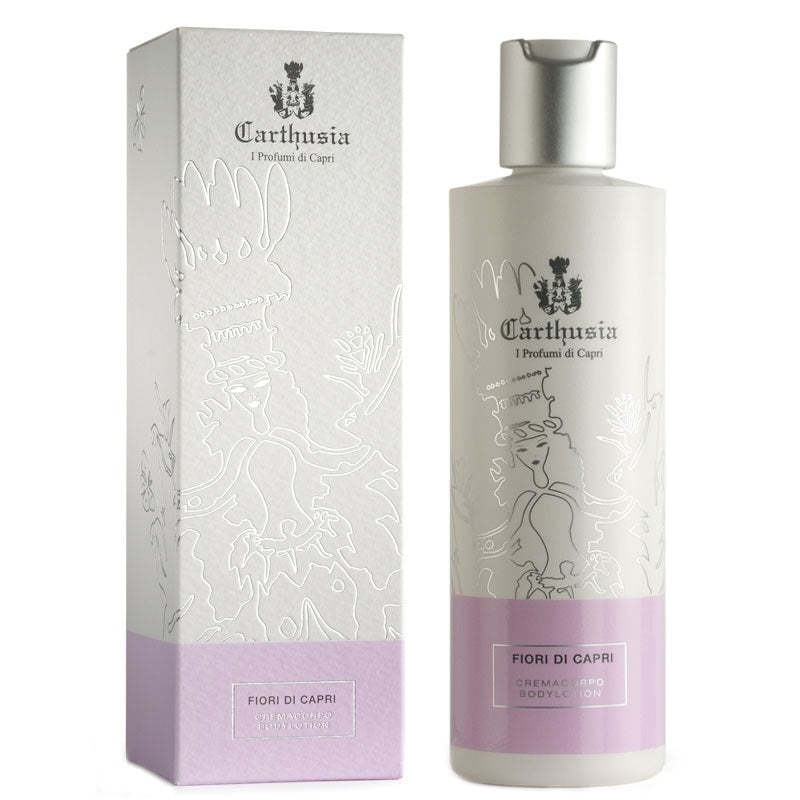 Carthusia Fiori di Capri Body Lotion (250 ml)