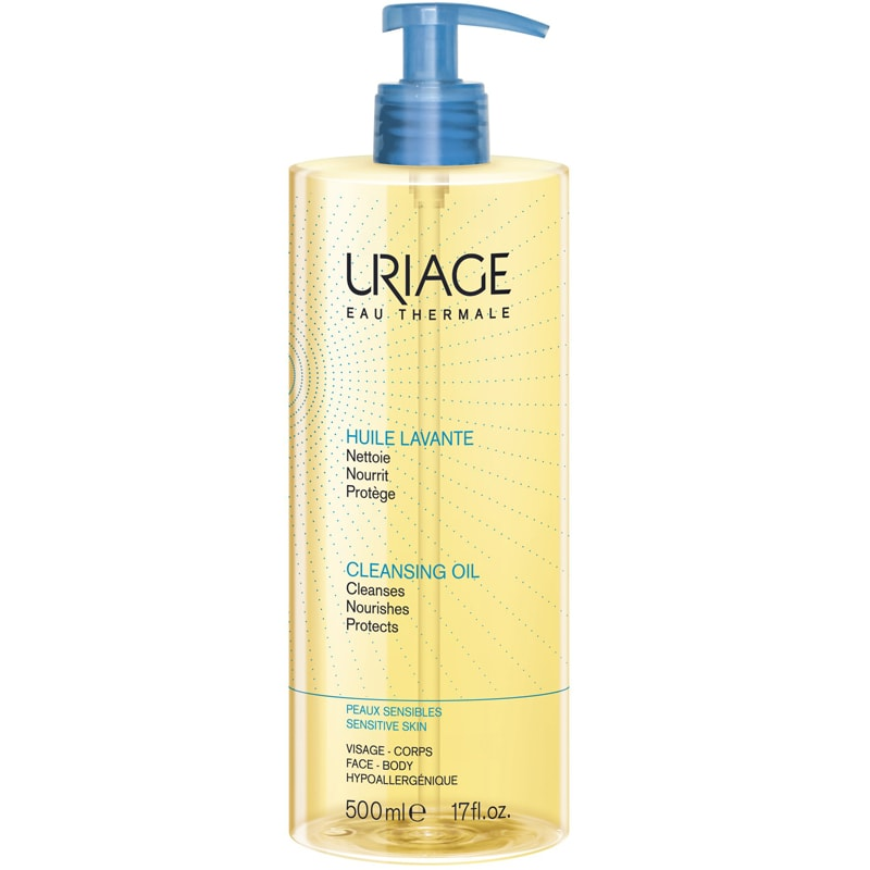 Uriage Cleansing Oil (17 oz)
