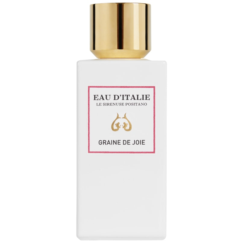 Eau d'Italie Graine de Joie Eau de Parfum Spray bottle