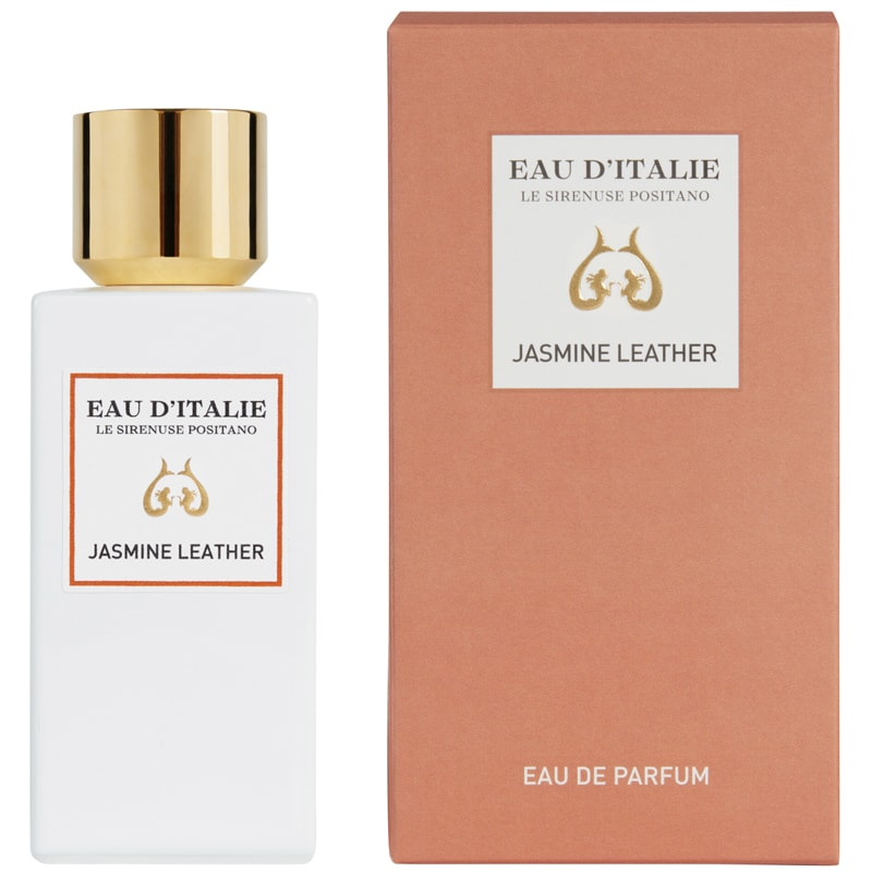 Eau d'Italie Jasmine Leather Eau de Parfum Spray (100 ml)