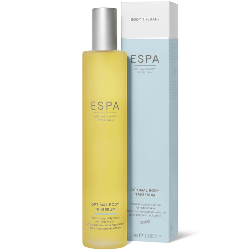 ESPA Optimal Body Tri-Serum with box