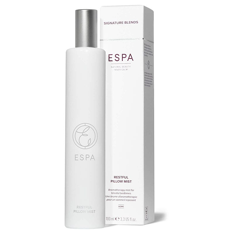 ESPA Restful Pillow Mist with box