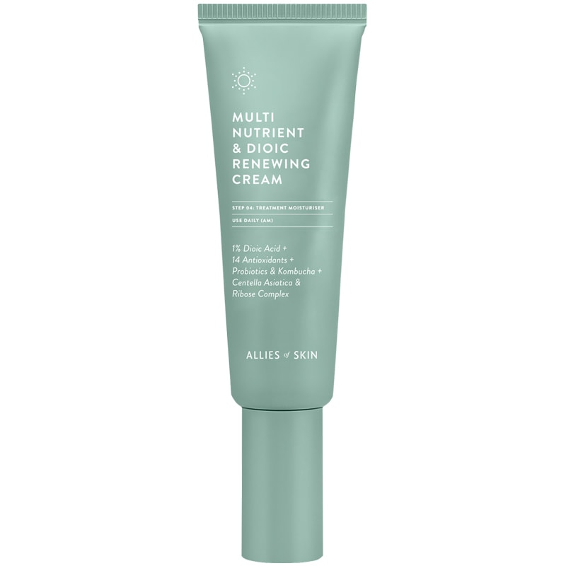 Allies of Skin Multi Nutrient & Dioic Renewing Cream (50 ml)