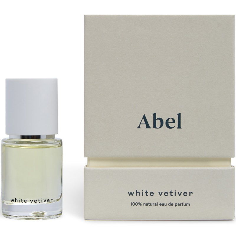 Abel White Vetiver Eau de Parfum (15 ml)