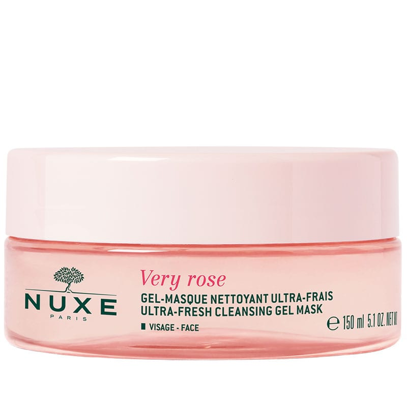 Nuxe Very Rose Ultra-Fresh Cleansing Gel Mask (150 ml)