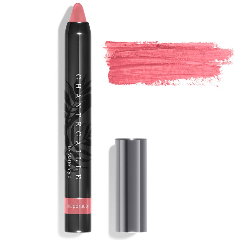 Chantecaille Le Matte Stylo Snapdragon 2.5 g  with color smear