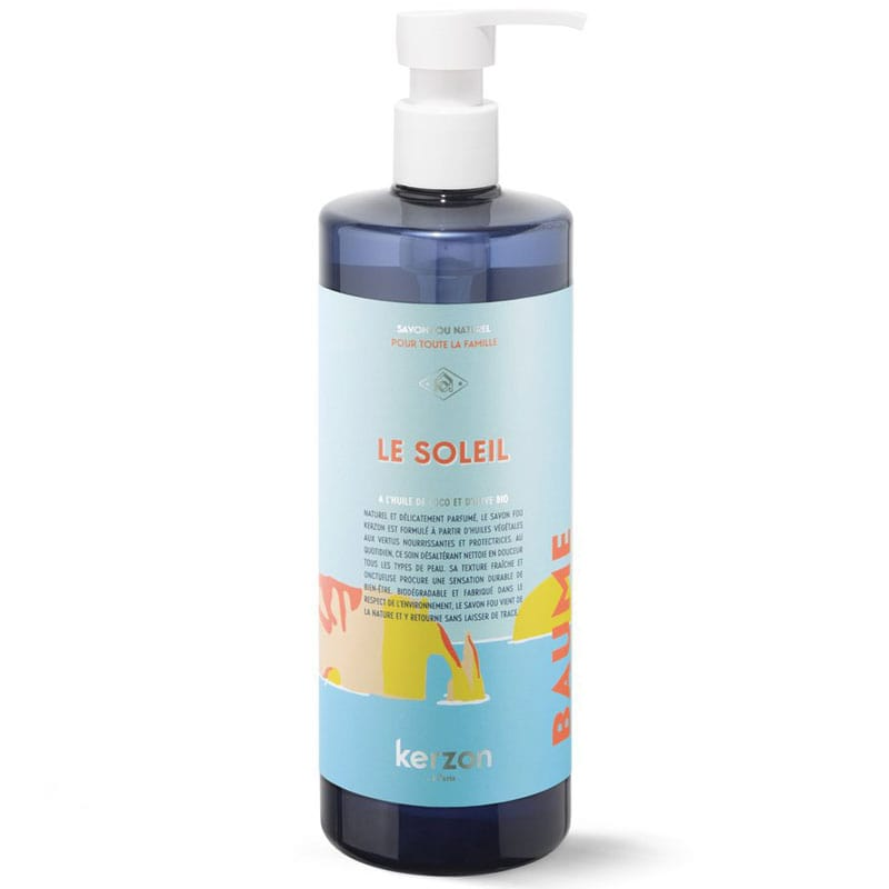 Kerzon Liquid Body Soap - Le Soleil (16.67 oz)