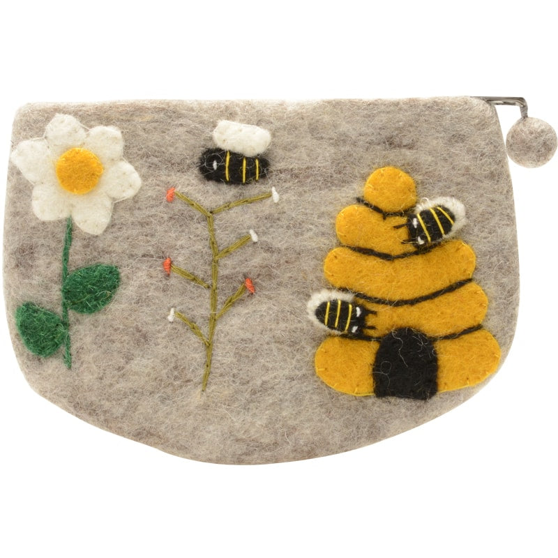 Honey House Naturals Wool Bee Bag (1 pc)