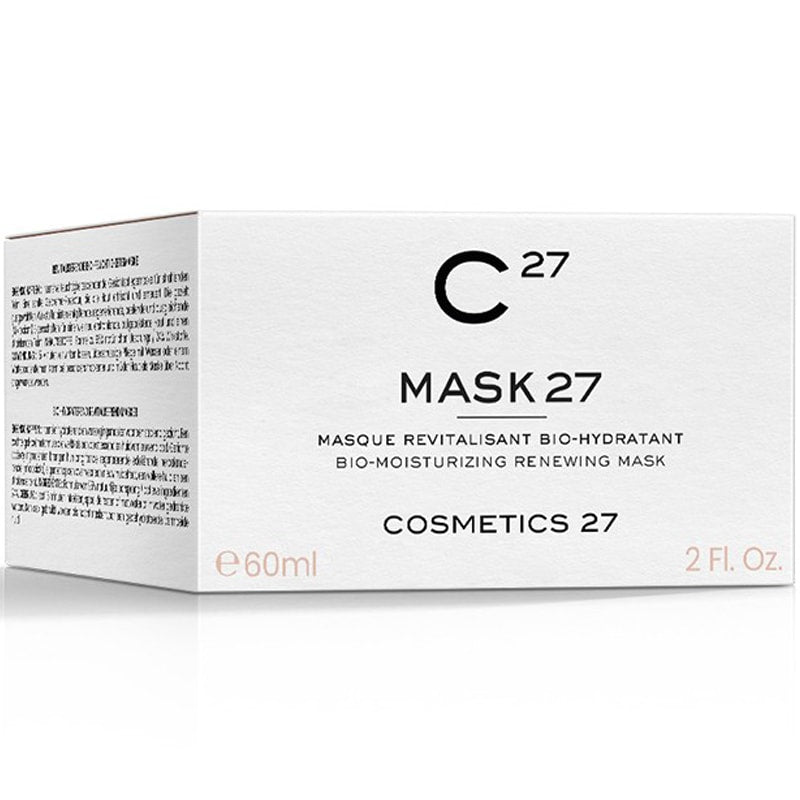 Cosmetics 27 Mask 27 box