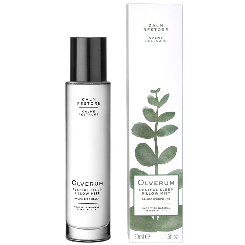 Olverum Restful Sleep Pillow Mist (50  ml) with box