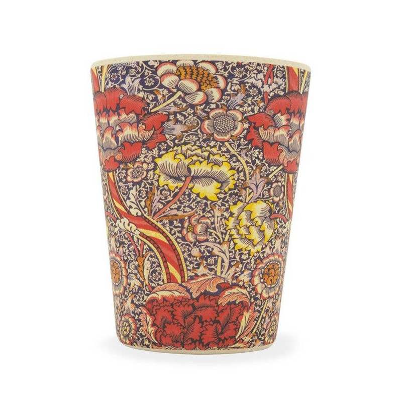 Ecoffee Cup William Morris - Wandle without sleeve or lid