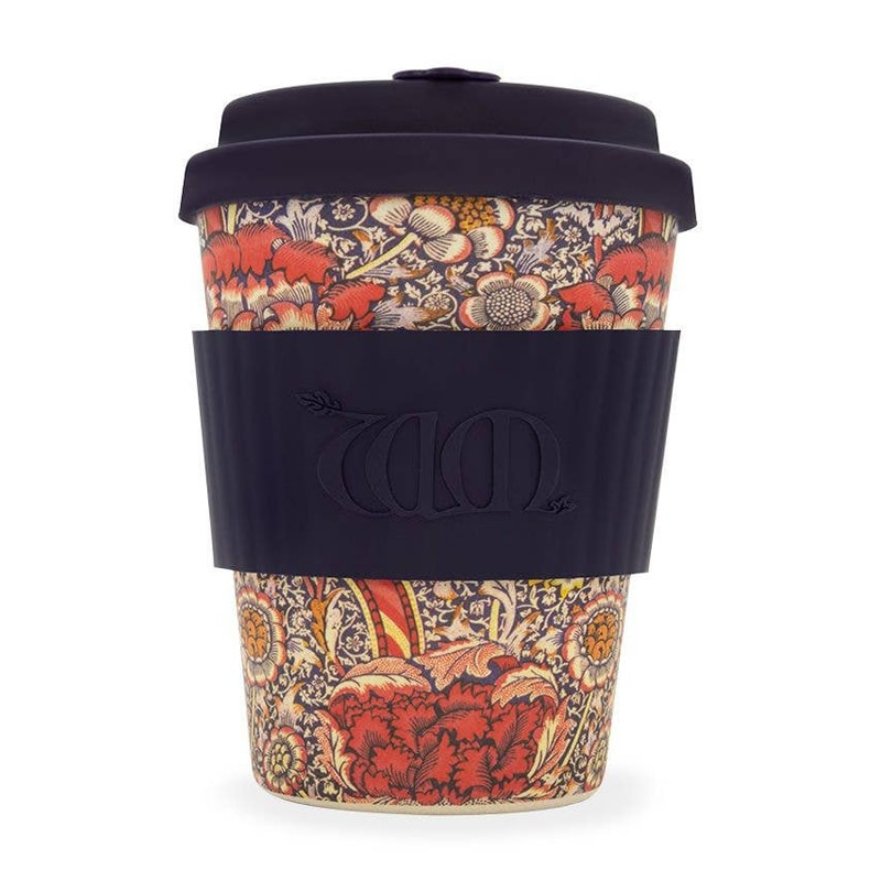Ecoffee Cup William Morris - Wandle (12 oz)