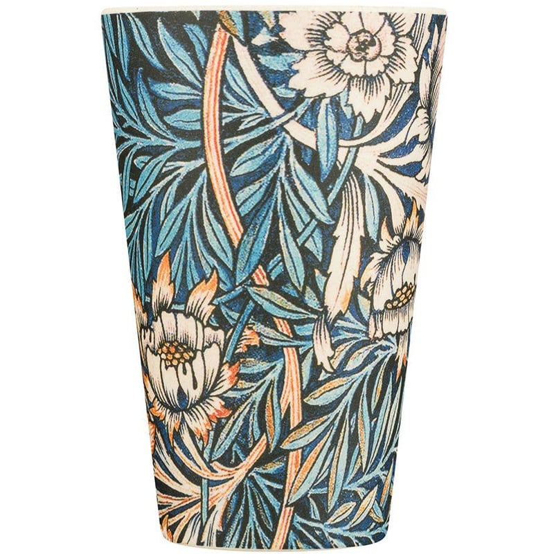 Ecoffee Cup William Morris - Lily without lid or sleeve