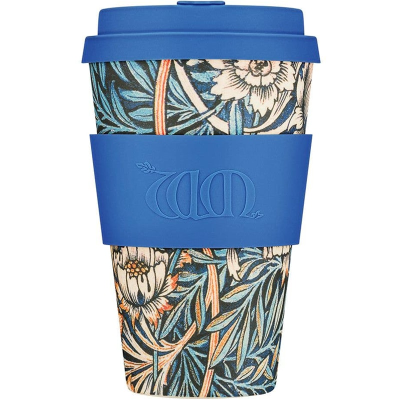 Ecoffee Cup William Morris - Lily (14 oz)
