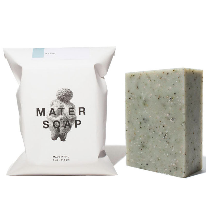 Mater Soap Sea Bar Soap with packaging