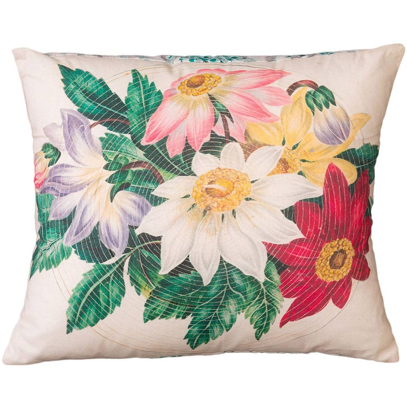 Lazybones Organic Cotton Valentine Pillow ( 1 pc)