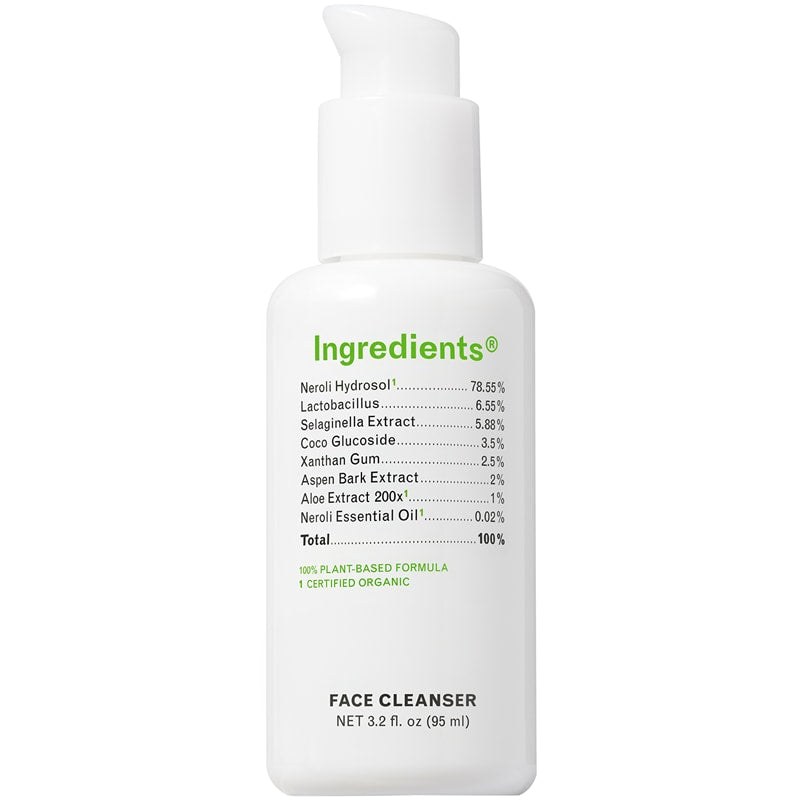 Ingredients Face Cleanser (95 ml)