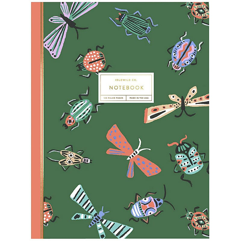 Idlewild Co Beetles Notebook