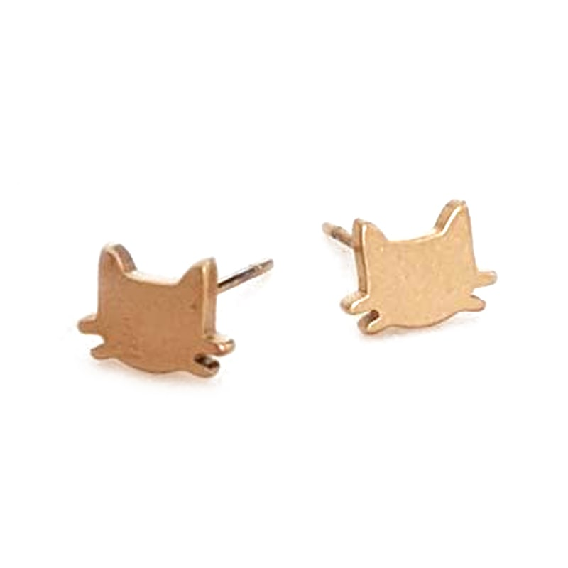 Mimi & August Cats Stud Earrings (1 pair)