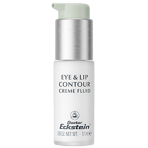Dr. Eckstein Eye & Lip Contour Creme Fluid (0.6 oz)