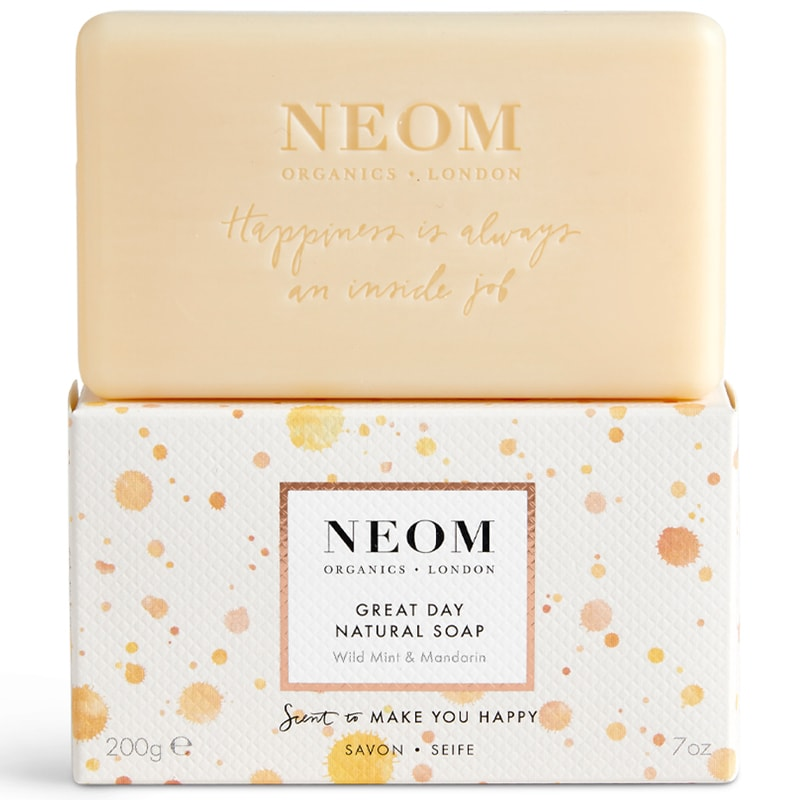 NEOM Organics Great Day Natural Soap (200 g)