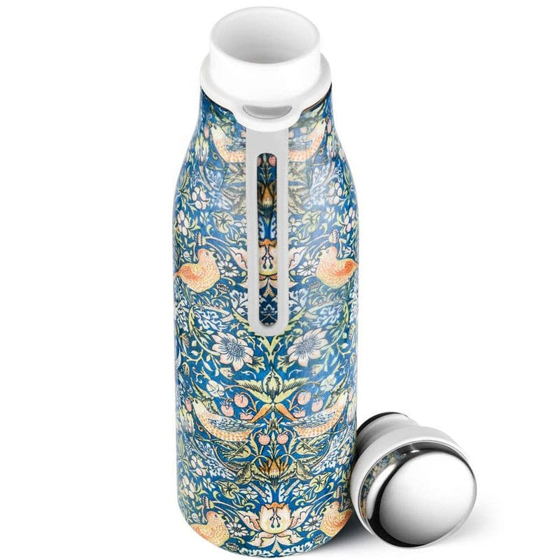 Ecoffee Cup Hot/Cold Vacuum Bottle – William Morris Thief open bottle