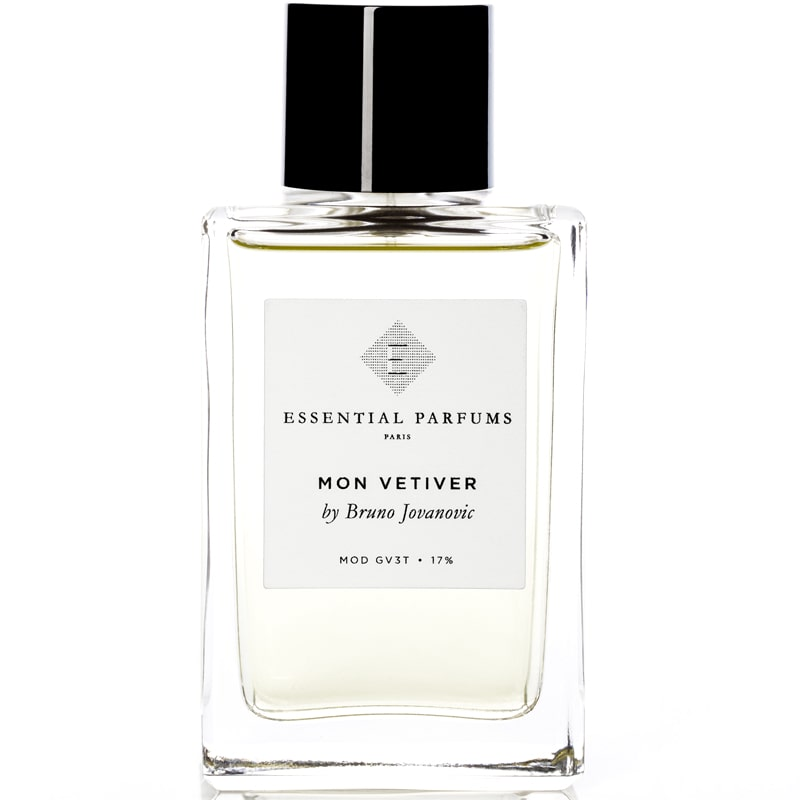 Essential Parfums Mon Vetiver Perfume by Bruno Jovanovic (100 ml)