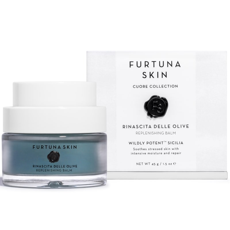 Furtuna Skin Rinascita Delle Olive Replenishing Balm with box
