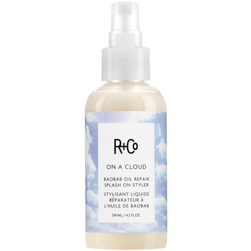 R+Co On a Cloud Baobab Oil Repair Splash-On Styler (4.2 oz)