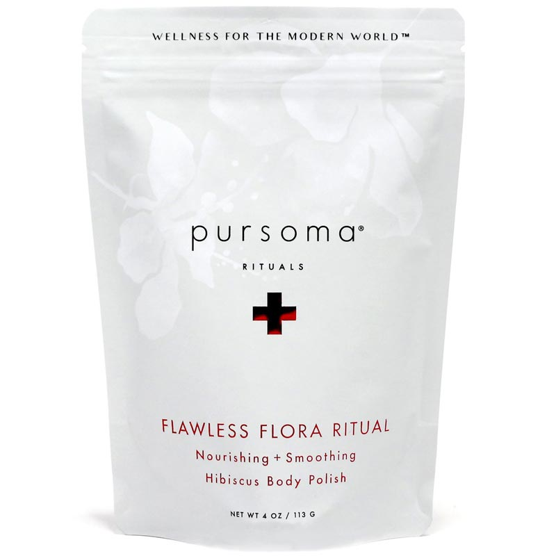 Pursoma Flawless Flora Ritual Body Polish (4 oz)