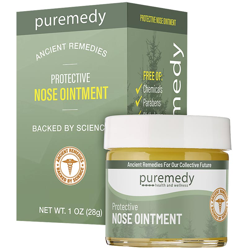 Puremedy Protective Nose Ointment (1 oz)