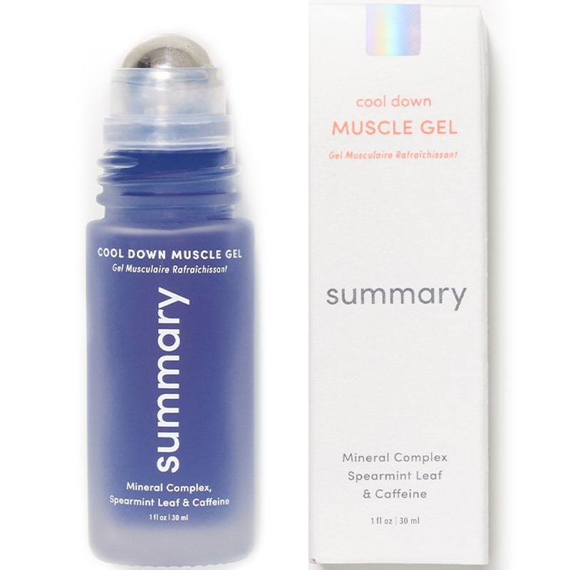 Summary Cool Down Muscle Gel (1 oz)