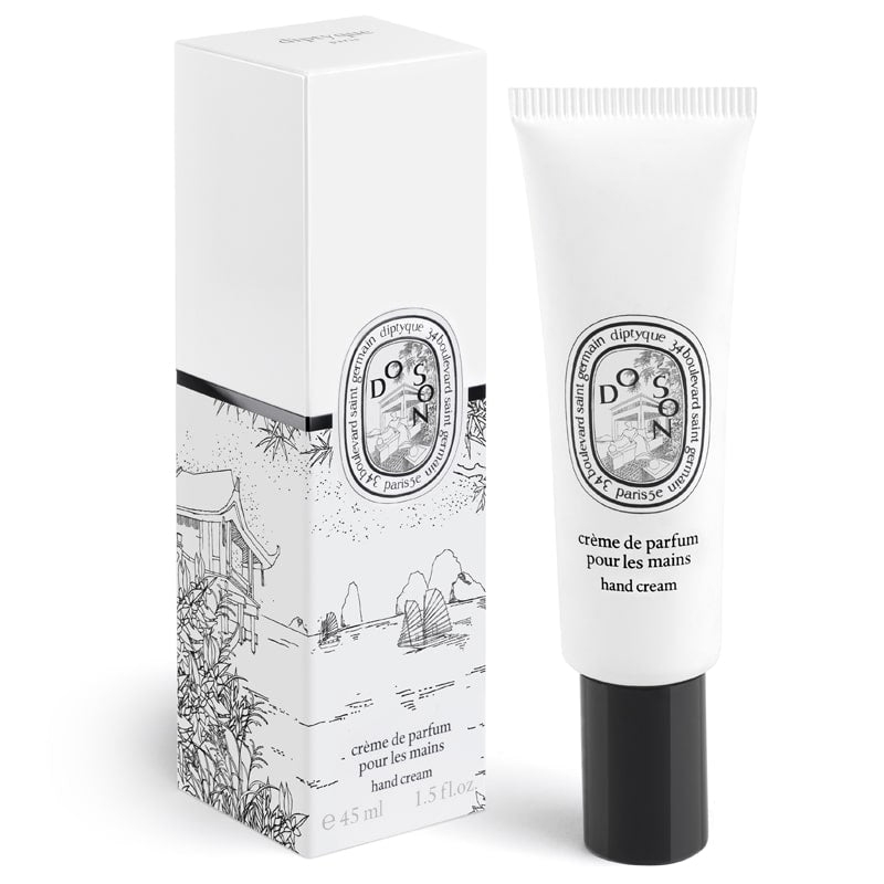 Diptyque Do Son Hand Cream with box