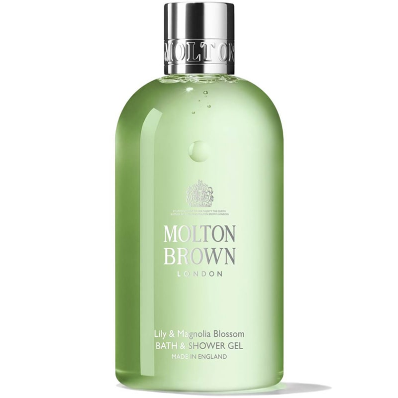 Molton Brown Lily & Magnolia Blossom Bath & Shower Gel (300 ml)