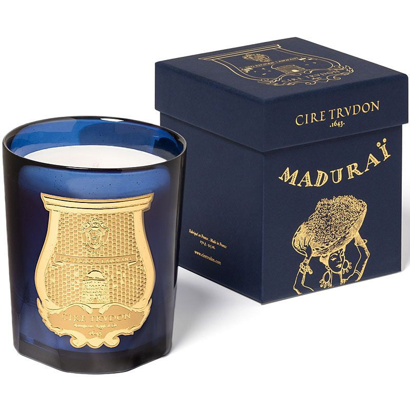 Cire Trudon Limited Edition Madurai Candle with box