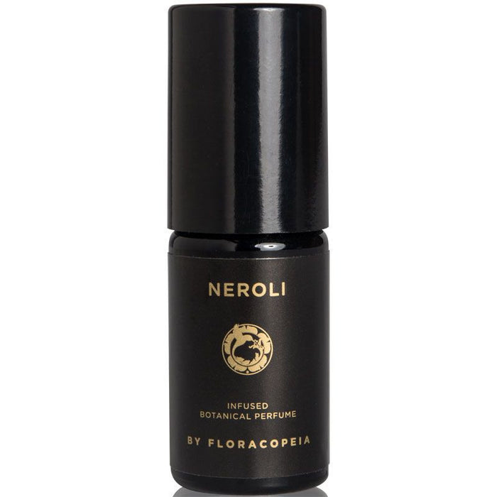 Floracopeia Neroli Infused Botanical Perfume Roll-On (5 ml)