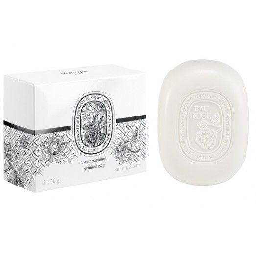 Diptyque Eau Rose Soap (150 g) with box
