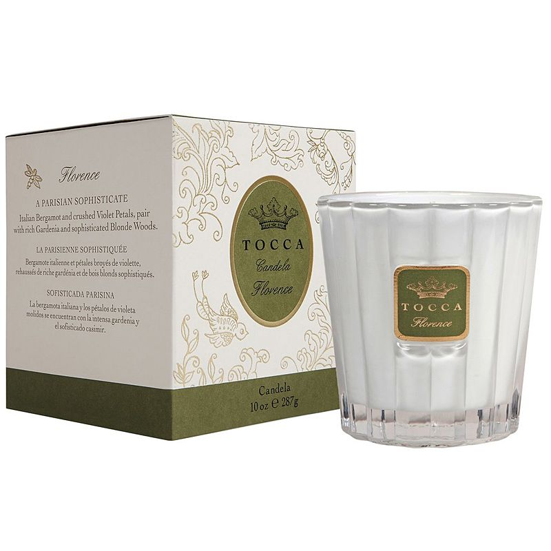 Tocca Florence Candle - Candela - 10 oz