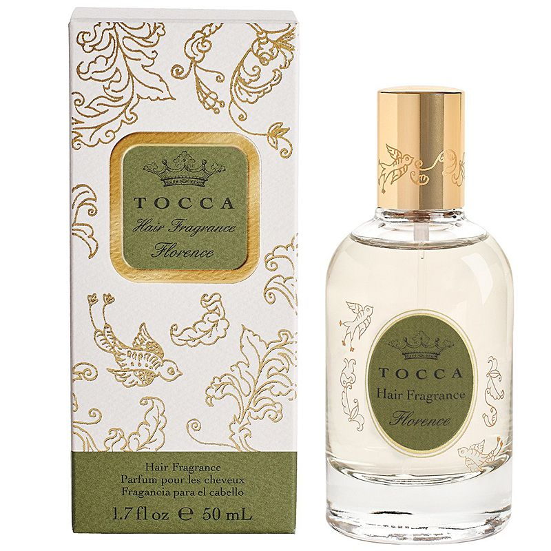 Tocca Hair Fragrance Florence with box