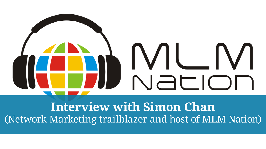 MLM Nation Featuring Richard Brooke