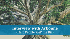 Dianne Partee from Arbonne Interviews Richard Brooke
