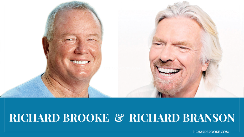 Richard Brooke Asks Richard Branson at Go Pro 2016
